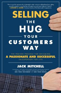 Selling the Hug Your Customers Way Book Cover